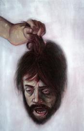 Juan Miguel Restrepo Valdes, Caravaggio, Paraphrasen Alte Meister